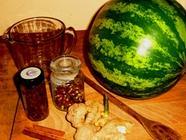 Pickled Watermelon Rind found on PunkDomestics.com
