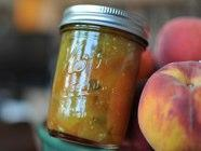 Yellow Tomato and Basil Jam