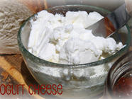 Homemade Yogurt Cheese found on PunkDomestics.com