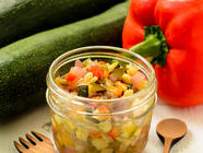 Zucchini Relish found on PunkDomestics.com