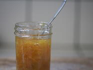 Pomelo Marmalade with Rosewater and Cardamom