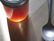 Crabapple-Rhubarb Jelly found on PunkDomestics.com