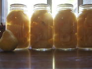 Canned Pears in Maple Syrup found on PunkDomestics.com
