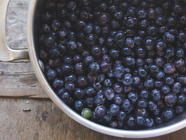 Concord Grape Jam with Pinot Noir found on PunkDomestics.com