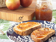 Apple Cider Jelly found on PunkDomestics.com
