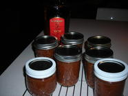 Apple Butter - with Rum! found on PunkDomestics.com