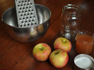 Fresh Apple Shrub