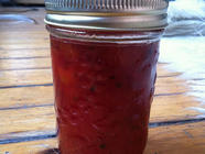 Apricot-Currant, Pepper & Grand Marnier = Jam