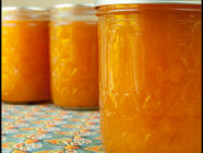 Amaretto Apricot Jam found on PunkDomestics.com