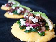 Charcutepalooza Grinding: Chorizo Arepas found on PunkDomestics.com