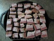 Charcutepalooza, Bacon, Frijoles Charros! found on PunkDomestics.com