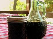 Balsamic Blackberry Jam found on PunkDomestics.com