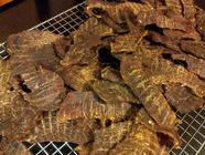 Apple Jalapeno Beef Jerky