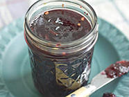 Black Grape Chilli Jam