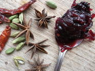 Spiced Blackberry and Onion Marmalade found on PunkDomestics.com