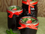 Blackberry Pepper Jam