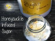 Honeysuckle Infused Sugar found on PunkDomestics.com