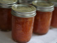 Bourbon Peach Jam found on PunkDomestics.com