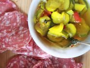 Bread and Butter Pickles found on PunkDomestics.com