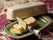 Homemade Butter found on PunkDomestics.com