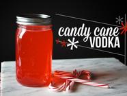 Candy Cane Vodka, found on PunkDomestics.com