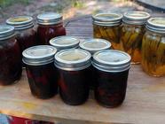 Vanilla-Balsamic Strawberry Sauce found on PunkDomestics.com
