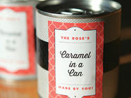 Caramel in a Can