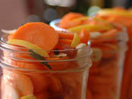 Pickling Carrots found on PunkDomestics.com