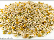 Drying Herbs: German Chamomile found on PunkDomestics.com