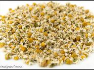 Drying Herbs: German Chamomile found on PunkDomestics.com