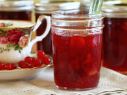Cherries Jubilee Jam found on PunkDomestics.com
