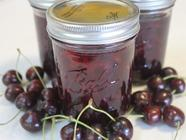 Cherry Cabernet Preserves found on PunkDomestics.com