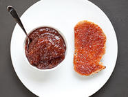 Cherry Peach Butter found on PunkDomestics.com