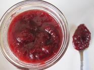 Cherry Rhubarb Jam (Low-Sugar)