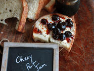 Cherry Port Jam found on PunkDomestics.com