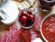 Pickled Cherries found on PunkDomestics.com