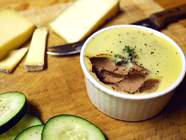 Classic Chicken Liver Pate found on PunkDomestics.com