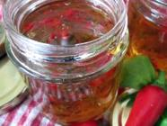 Chilli & Basil Jelly found on PunkDomestics.com