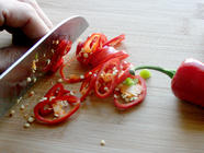 Making Your Own Chinese Hot Chili Paste  found on PunkDomestics.com