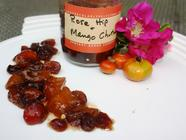 Rose Hip and Mango Chutney