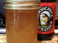 Hard Cider Jelly