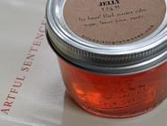 Hard Apple Cider Jelly found on PunkDomestics.com