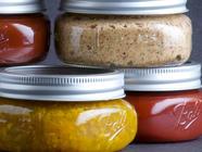 DIY Condiments found on PunkDomestics.com