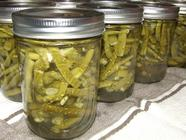 Cold Packed Canned Green Beans