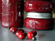 Cranberry Sauce with Rosemary & Juniper