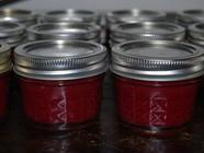 Canned Cranberry Curd
