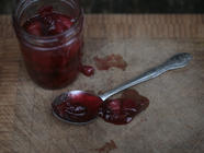 Brandied Cranberry Pear Preserves found on PunkDomestics.com