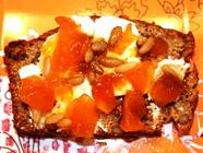 Melon Peach Pignoli Jam found on PunkDomestics.com