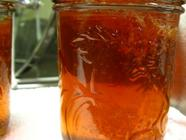 Dandelion Jelly with Green Apple Pectin