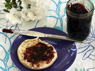 Dapple Dandy Pluot Ginger Thyme Balsamic Jam 